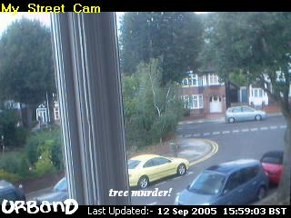 StreetCam of my Street!