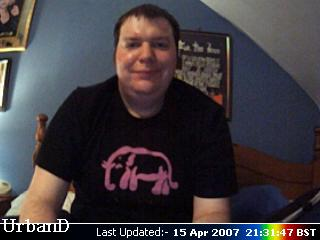 My Current Webcam Picture!